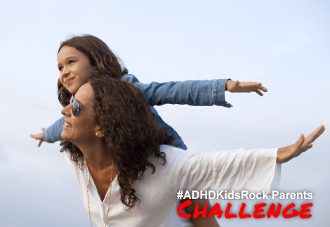 Challenge to Parents of ADHD Kids