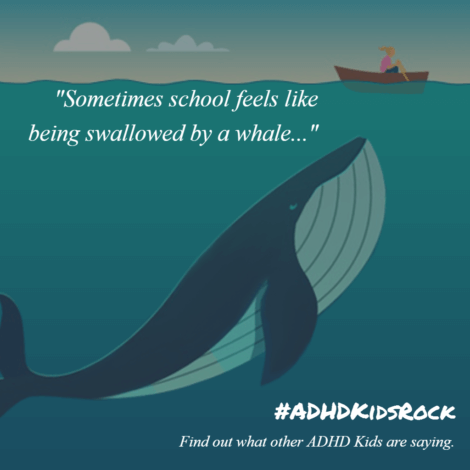 What Kids with ADHD Really Think... and How they Can Help Each Other